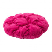 STICKAT Stool cover, pink - 702.978.37