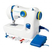 SY Sewing machine, white - 602.089.74