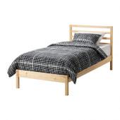 TARVA Bed frame, pine - 702.612.68