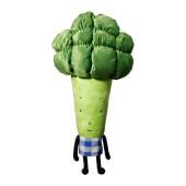 TORVA Soft toy, broccoli, green - 001.957.57