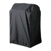 TOSTERÖ Cover for grill, black - 003.050.63