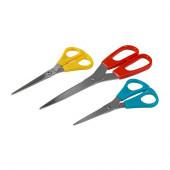 TROJKA Scissors, set of 3, multicolor - 200.822.93