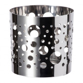 VACKERT Decoration for candle in glass, dotted - 302.513.94