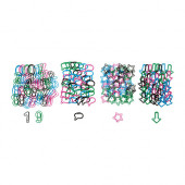 VÄLBEKANT Paper clips, assorted designs, assorted colors - 302.675.78