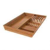 VARIERA Utensil/knife tray, bamboo - 002.635.67