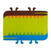 VILDDJUR Blanket, multicolor - 502.406.82